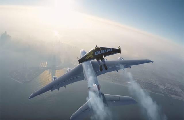 Vol Airbus A380