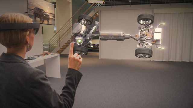 Volvo HoloLens