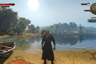 Test DLC Witcher 3 : image 4