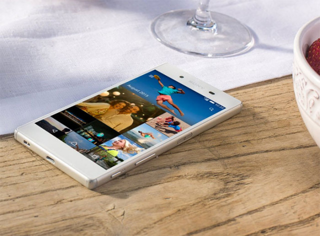 Android 6.0 Xperia Z5