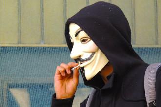 Anonymous Donald Trump