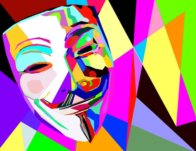 Anonymous Troll Daech