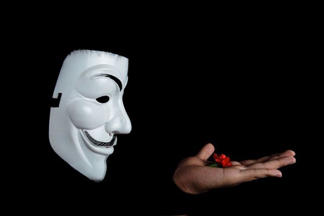 Anonymous Youtubeur