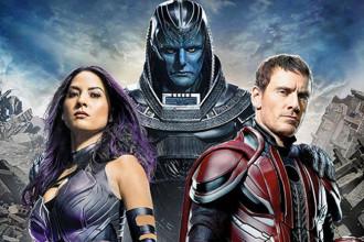 Bande annonce X-Men Apocalypse