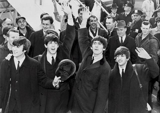 Beatles Spotfy