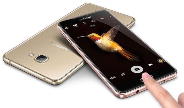 Benchmark Galaxy A9