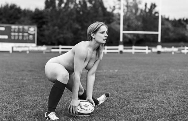 Encore un calendrier sexy, par les joueuses de rugby de l'université d'Oxford