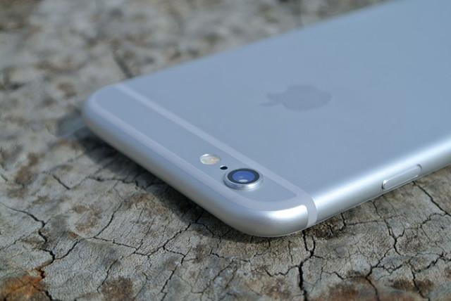 Capteur photo iPhone