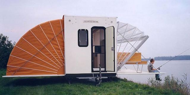 Caravane pliable : image 2