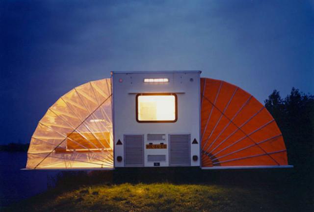 Caravane pliable : image 4