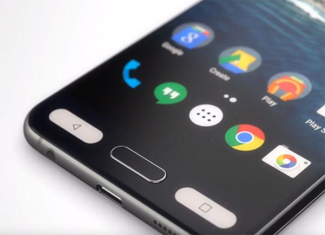 Concept Galaxy S7 Martin Hajek