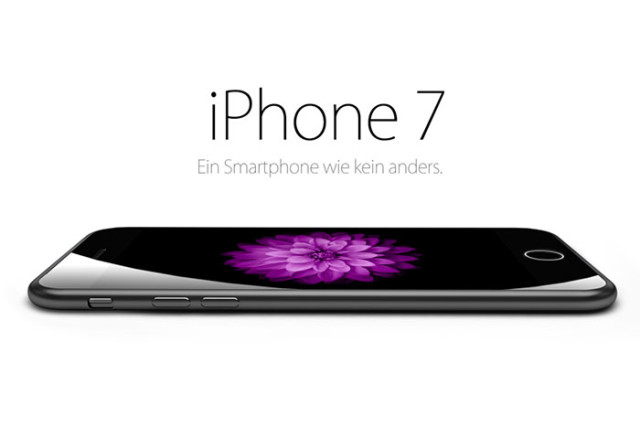 Concept iPhone 7 Eric: image 1
