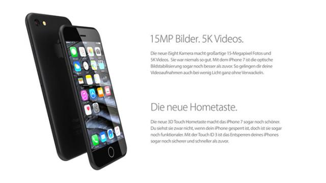 Concept iPhone 7 Eric: image 4