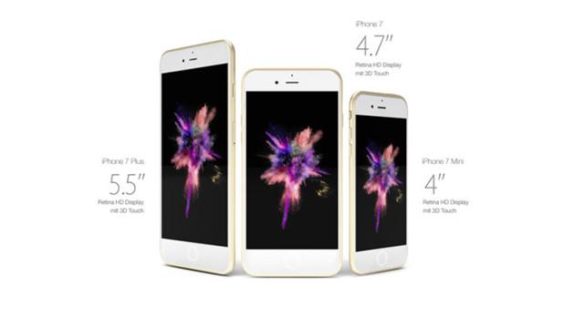 Concept iPhone 7 Eric: image 5