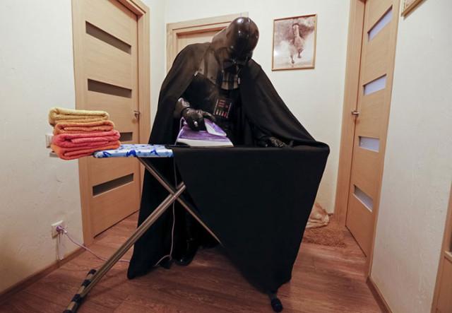 Dark Vador real : image 2