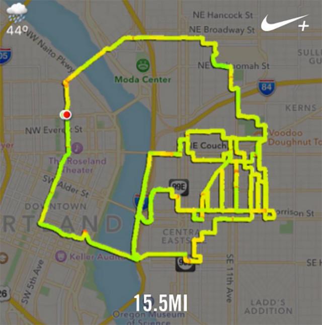 Dessin Star Wars Nike+