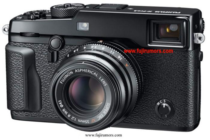 Le Fujifilm X-Pro2 se dévoile en photos