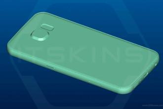 Rendu Galaxy S7 : image 3