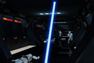 Sabre laser Google Experiment