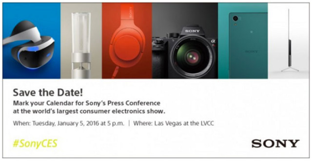 Invitation Sony