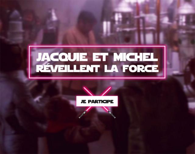 Jacquie et Michel La Force