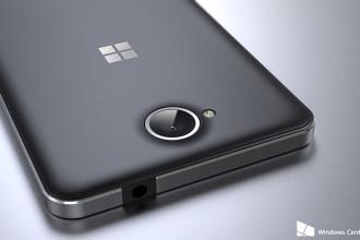 Rendu Lumia 650 : image 1