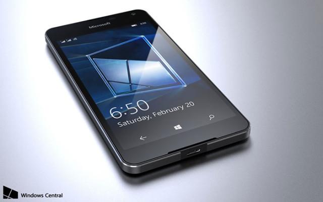 Rendu Lumia 650 : image 2