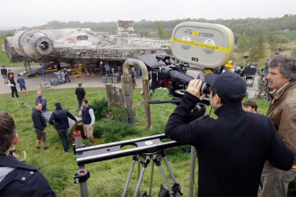 Making-of Star Wars Episode VII