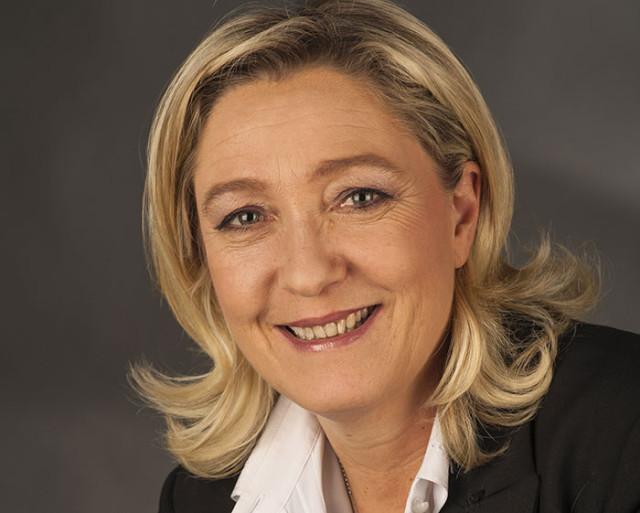 Marine Le Pen Daech