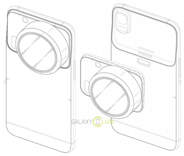 Monture Samsung smartphone : image 3