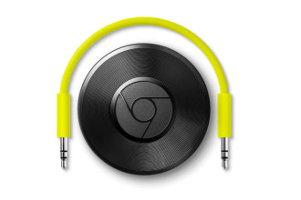 New firmware Chromecast Audio