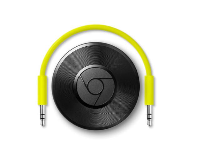 New firmware Chromecast Audio