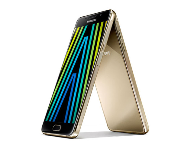 New Galaxy A3/A5/A7