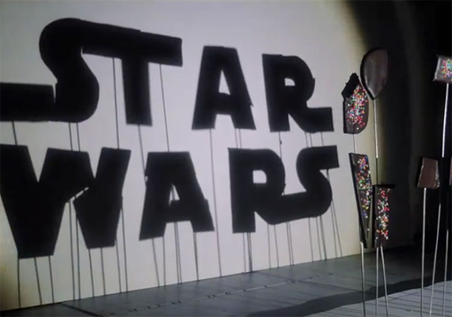 Ombres chinoises Star Wars