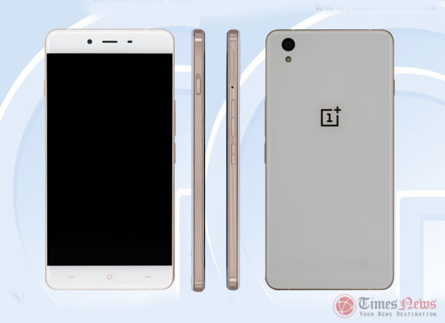 OnePlus 2 Mini leak