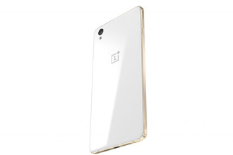 OnePlus X Champagne : image 1