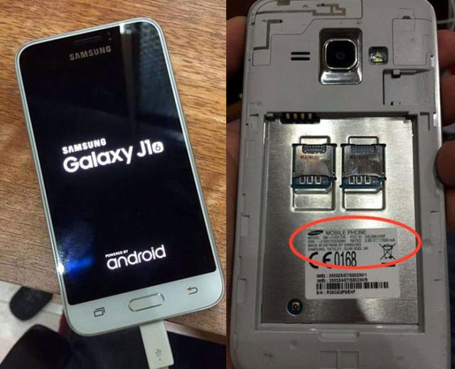 Photos Galaxy J1