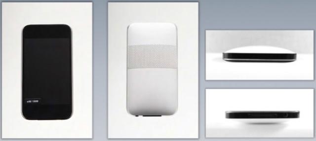 Proto iPhone 5