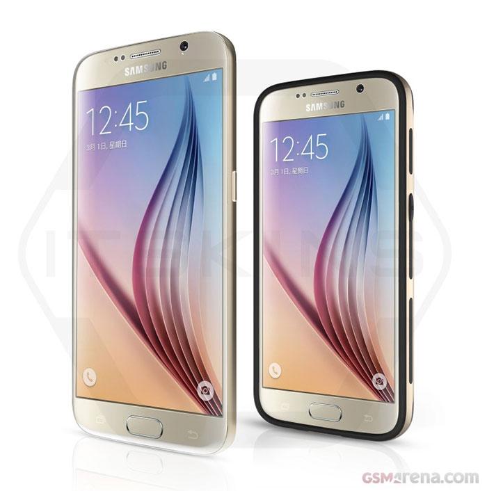Rendu Galaxy S7 : image 1