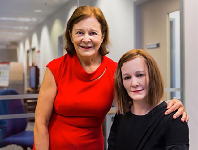 Robot Nadine