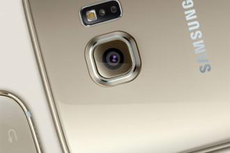 Scanner rétinien Galaxy S7