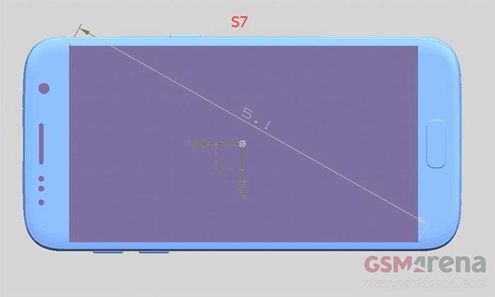 Schéma Galaxy S7 : image 1