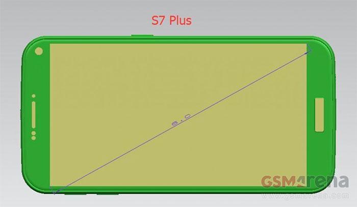 Schéma Galaxy S7 : image 3