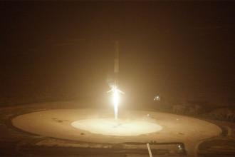 Fusée réutilisable SpaceX