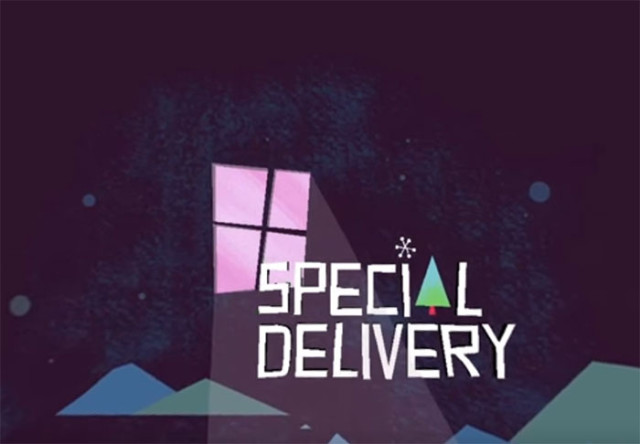 Special Delivery YouTube