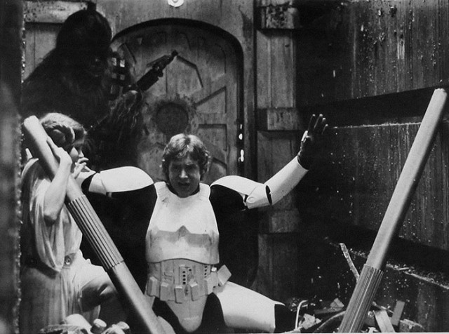 Photo tournage Star Wars : image 14