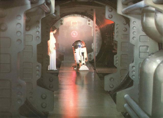 Photo tournage Star Wars : image 15