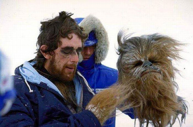 Photo tournage Star Wars : image 4