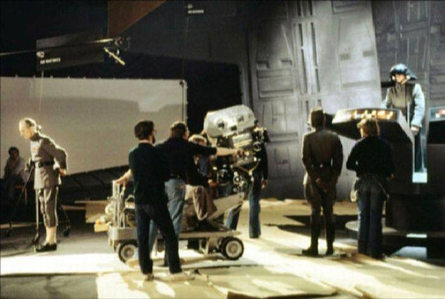 Photo tournage Star Wars : image 6