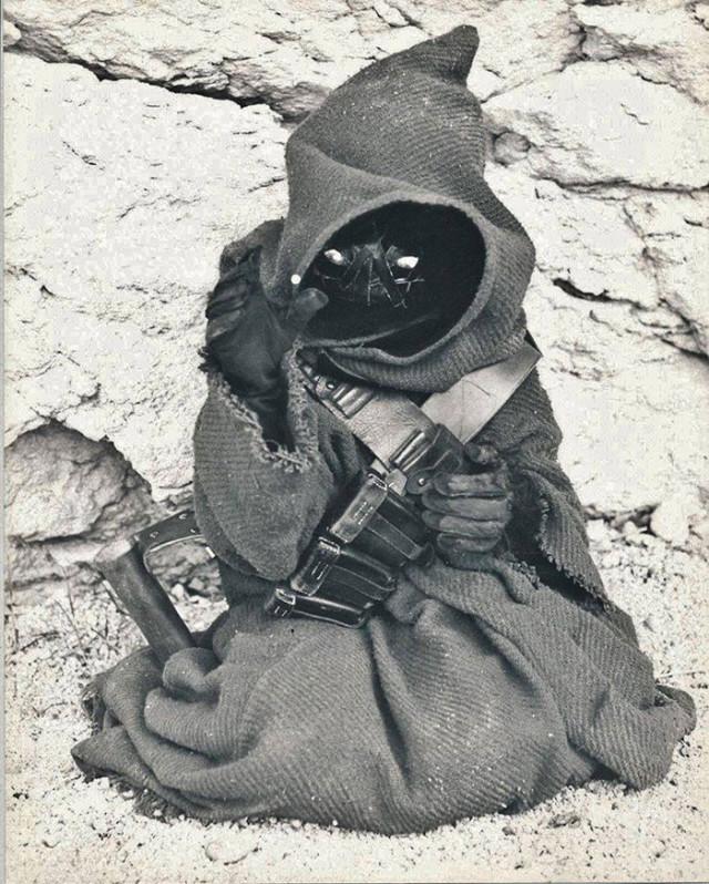 Photo tournage Star Wars : image 7
